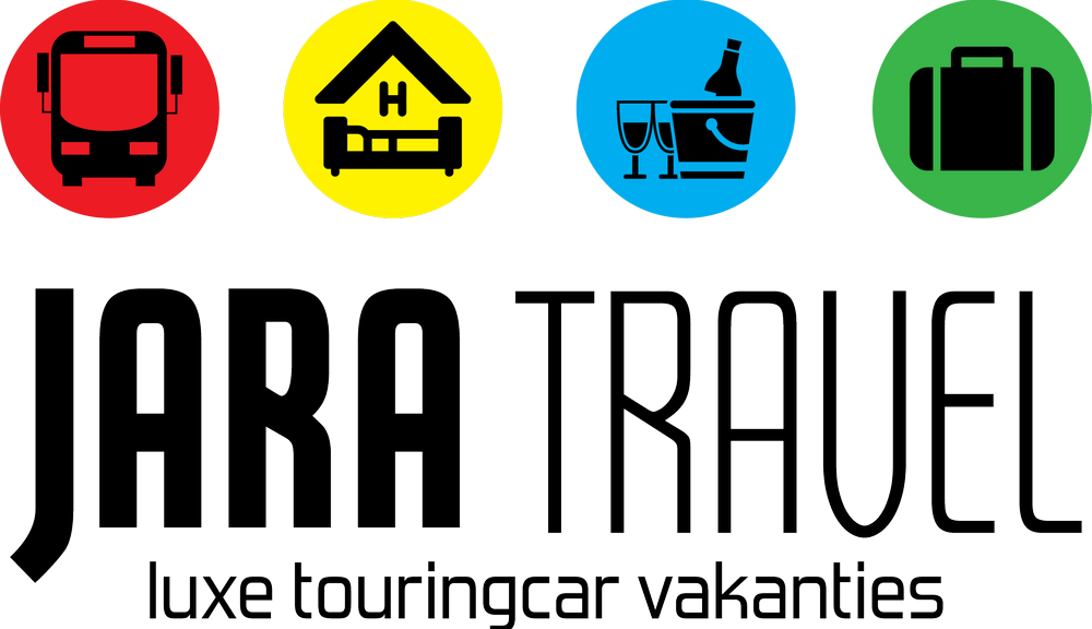 Jara Travel Luxe Touringcar Vakanties logo
