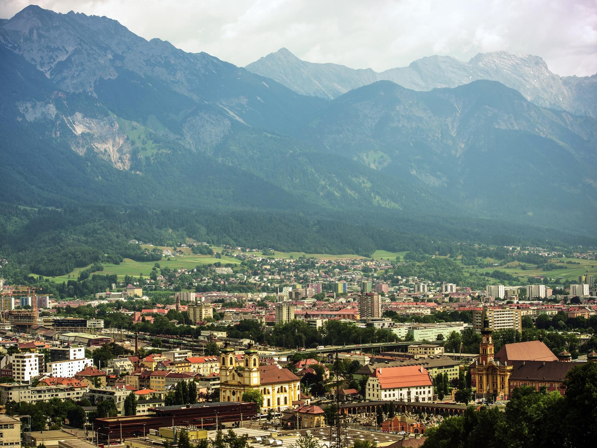 Muziekreis Oostenrijk 28 juli 2019 (Innsbruck)