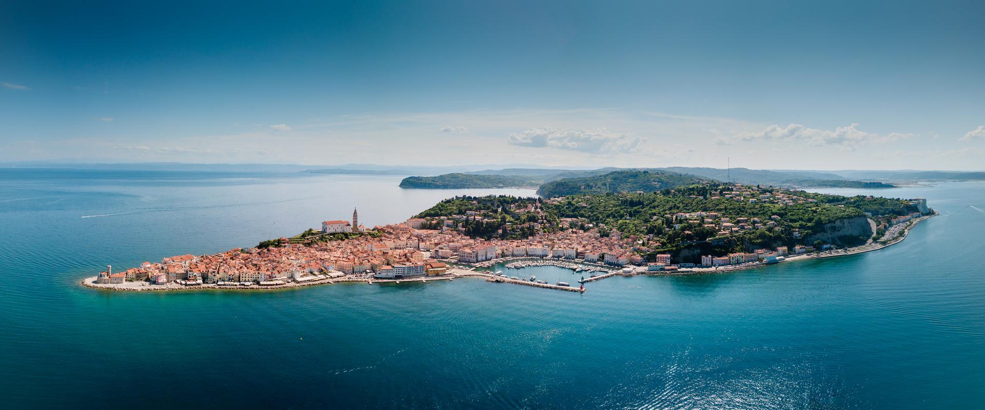 Portoroz Istrië Slovenië